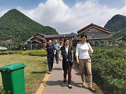 省社科联组织专家到兴仁市开展走基层活动