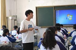 陈祖鹏:一饭深情温暖学生 用爱坚守育人初心